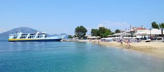 evia isola greca più bella