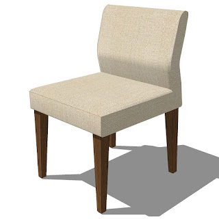 Sketchup - Chair-026