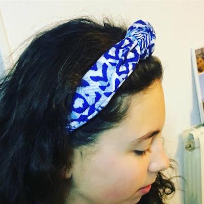 Diadema turbante, turbante, diadema, pelo, diadema boho, diadema flores, diadema vintage, diadema niña, accessori per capelli, headband, pimpilipausa, pimpidiadema,