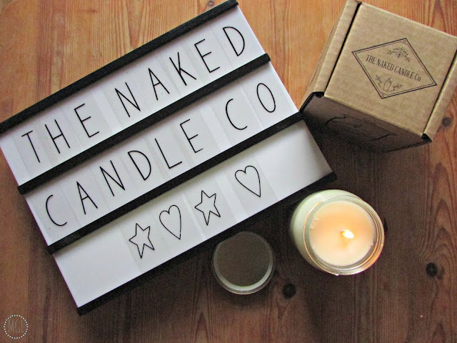 My General Life - The Naked Candle Co