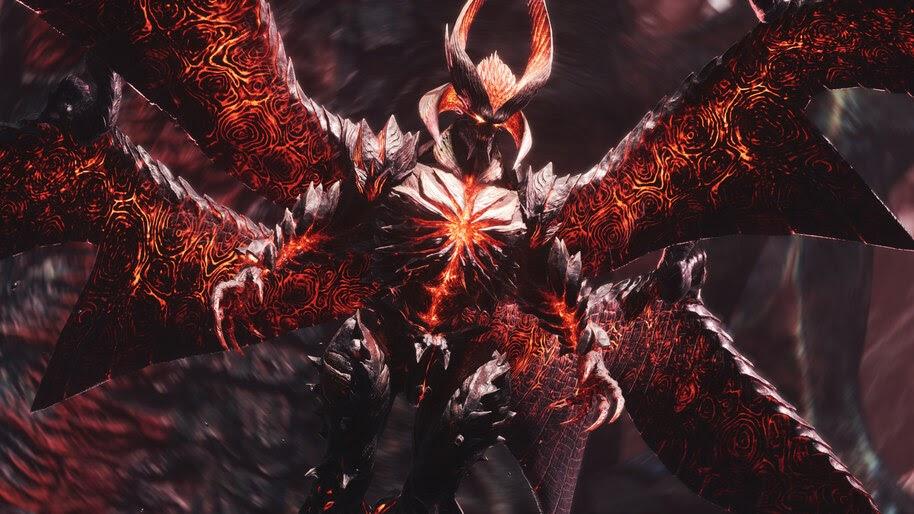 Dante Sin Devil Trigger Devil May Cry 5 4k Wallpaper 5 1264
