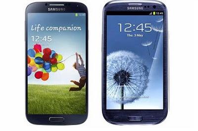 Galaxy S4 vs Galaxy S3 harga dan spesifikasi, Galaxy S4 vs Galaxy S3 price and specs, images-pictures tech specs of Galaxy S4 vs Galaxy S3