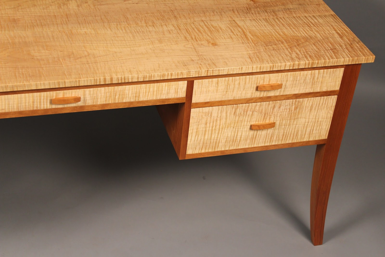 Fine handcrafted writing desk