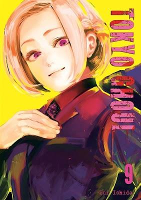 Sui Ishida - Tokyo Ghoul t.9