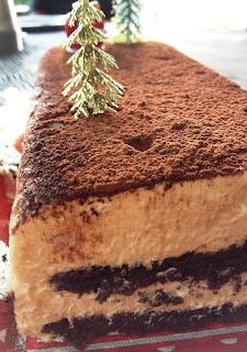 dacquoise, cacao, crème de marrons
