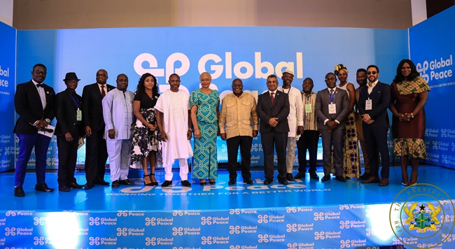 """Gov't Equipping Ghana's Youth To Make Them Globally Competitive"" – President Akufo-Addo"