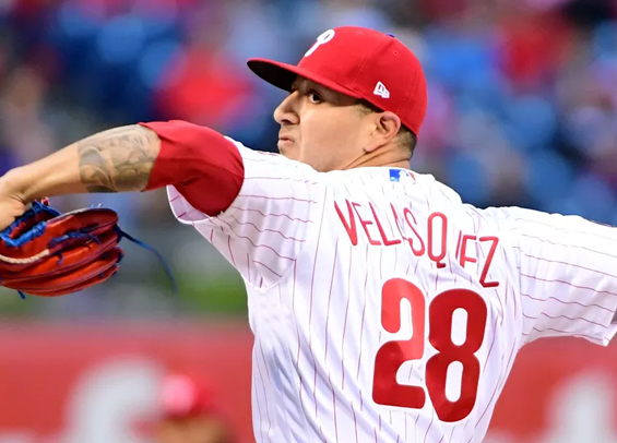 Velasquez shines again as Phillies beat Marlins