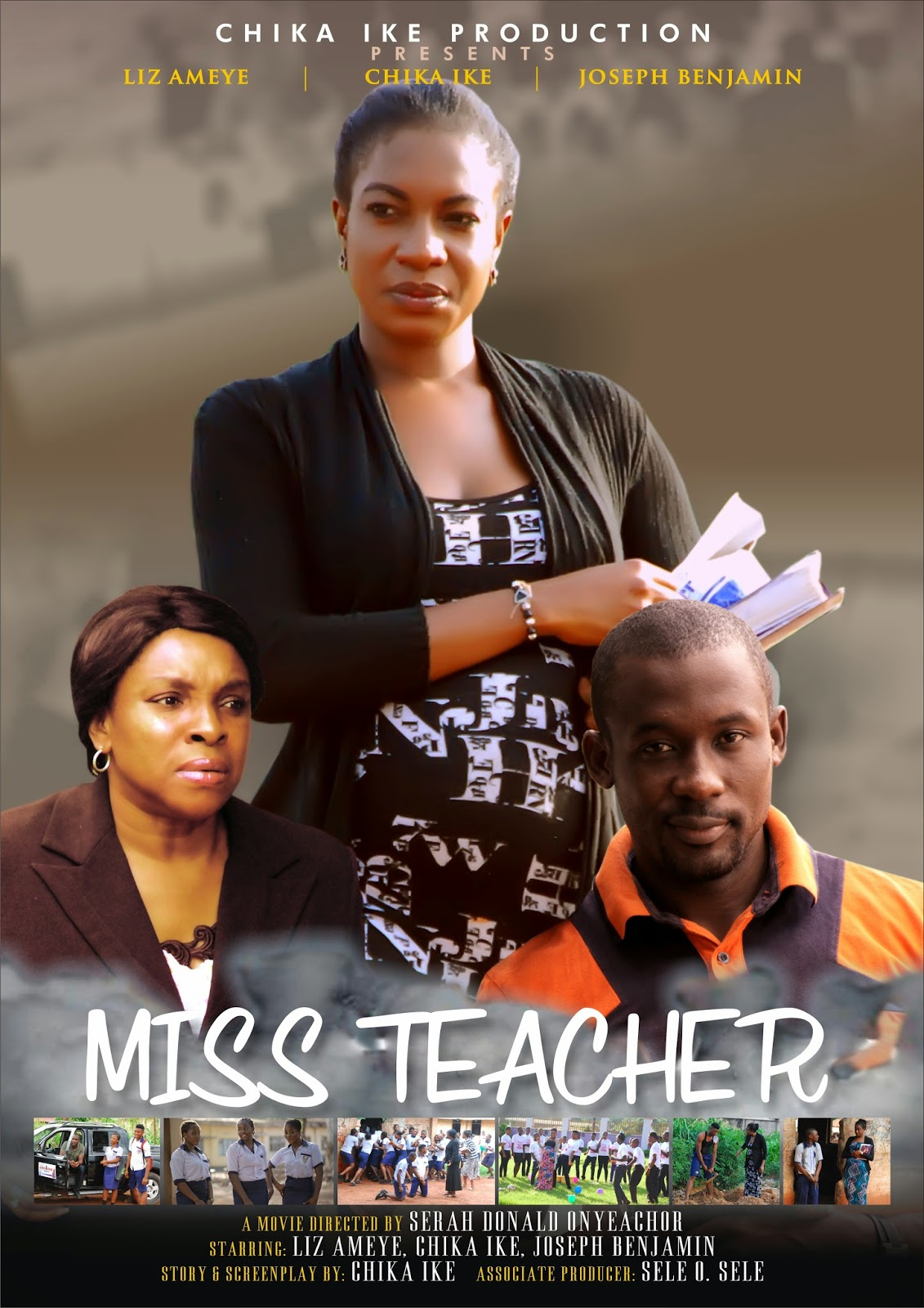 chika ike miss teacher