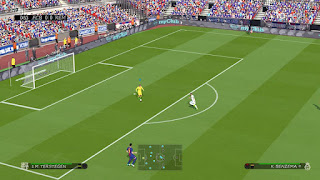 PES 2017 Real PES Patch 17 by Jostike Games Season 2017/2018