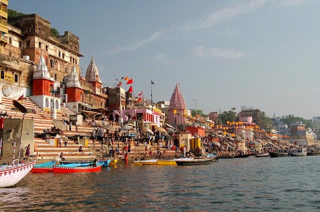 Dev Deepavali festival Varanasi India