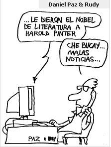 Meme de humor sobre el Nobel