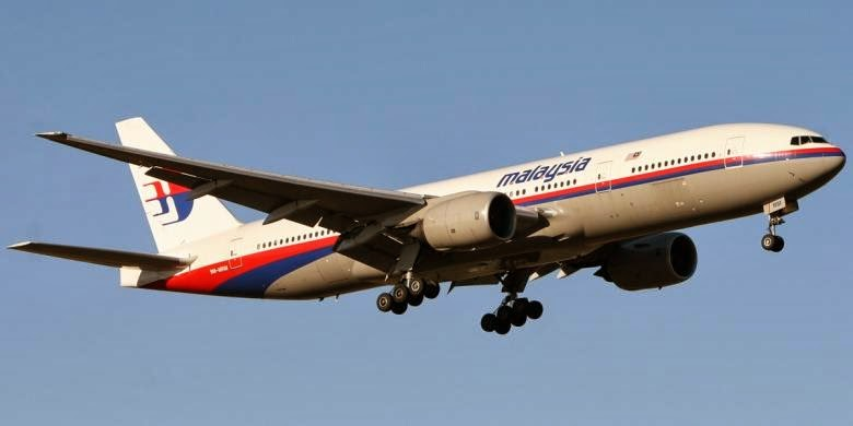 kecelakaan malaysia airlines