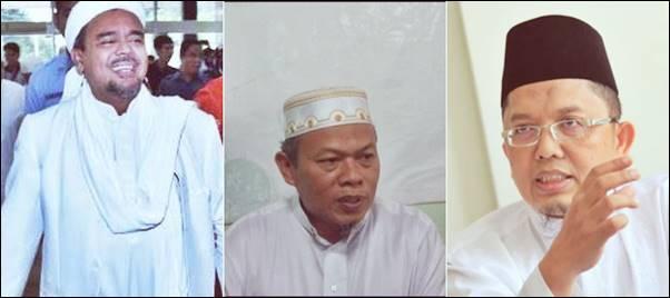 Habib Rizieq dan Ust Alfian Tanjung Tersangka, Pengamat: Ini Rezim Represif dan AntiIslam? - BeritaIslam24 = OpiniBangsa