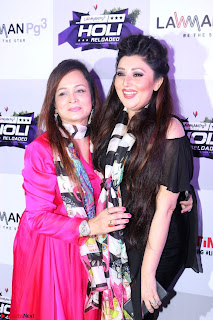 Pre Celetion Of India Premiere Edm Holi Festival With Many Bollywood Celebrities   9th March 2017 028.JPG