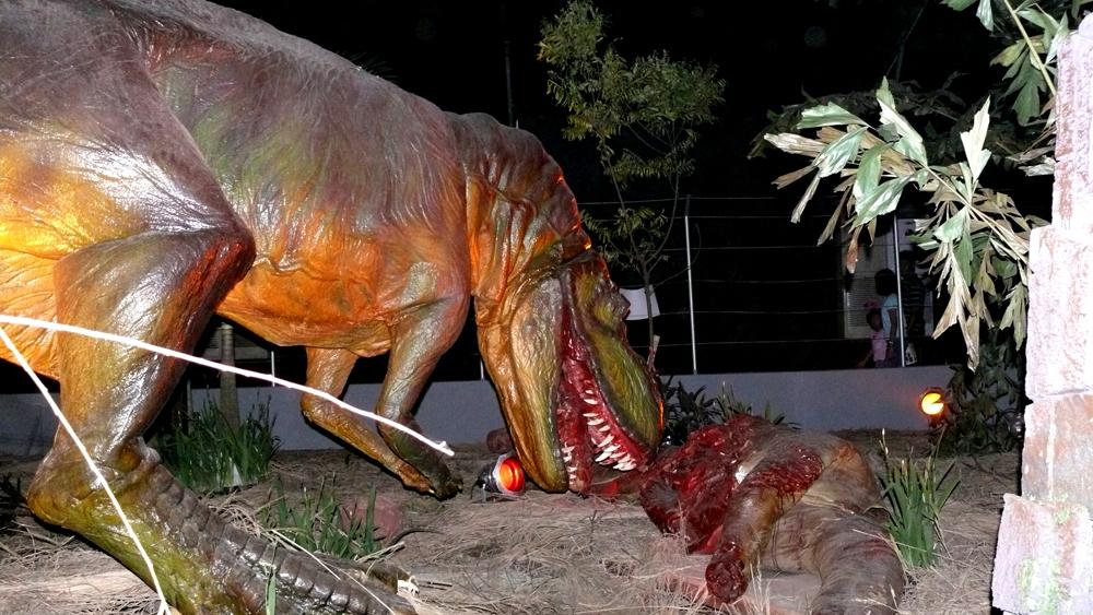 Palu Gada Dinosaurus Pemakan Daging