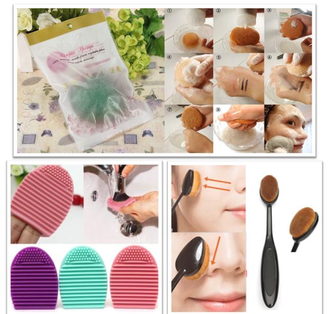 Wiosenna wishlista Banggood - kosmetyczne niezbędniki