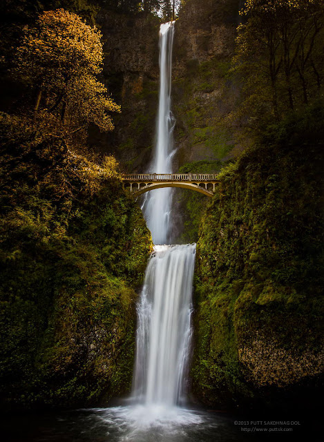 Multnomah Falls Usa