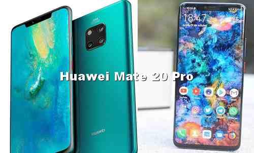 Info Harga Huawei Mate 20 Pro Terbaru dan Spesifikasinya