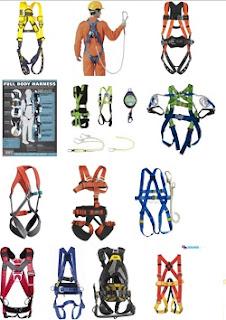 Jual Safety Belt Full Body Harness Termurah