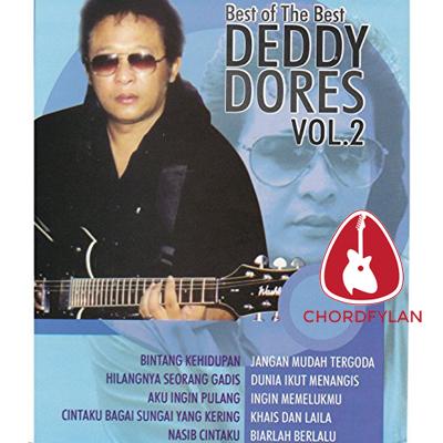 Lirik dan Chord Kunci Gitar Hilangnya Seorang Gadis - Deddy Dores
