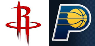 Houston Rockets Vs Indiana Pacers