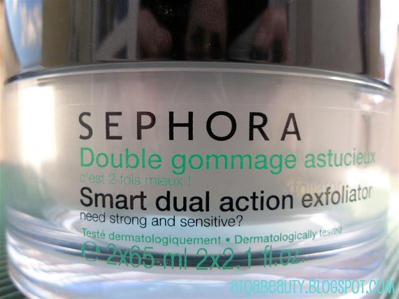 Pielęgnacja :: Sephora Smart Dual Action Exfoliator