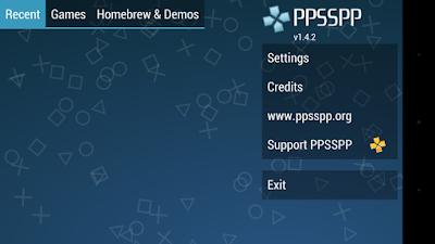 Gampang Banget Cara Main Game PSP di Android Menggunakan PPSSPP