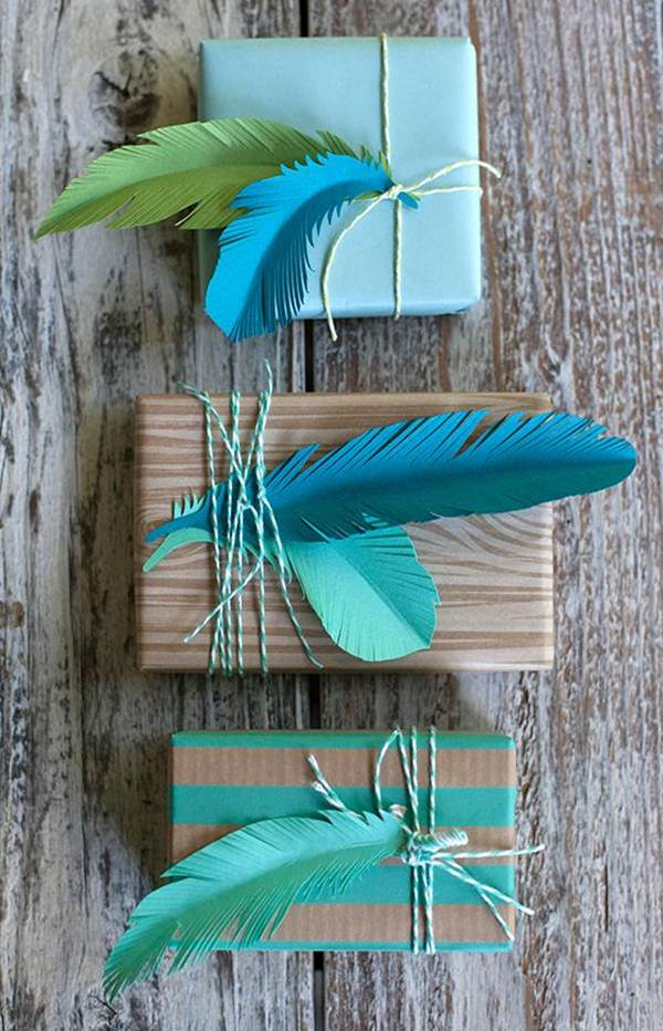 Original Gift Wrapping Ideas 17