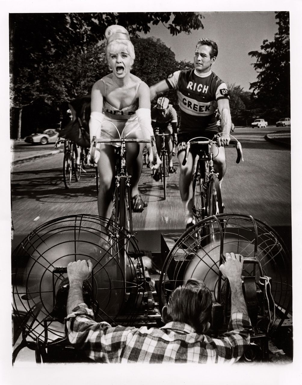 Piedmont Velo Sports Joanne Woodward And Paul Newman Ride