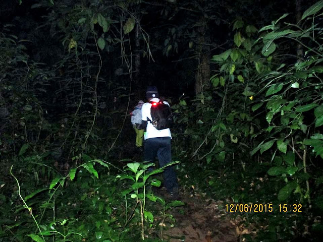 Night Hike: Gunung Baling