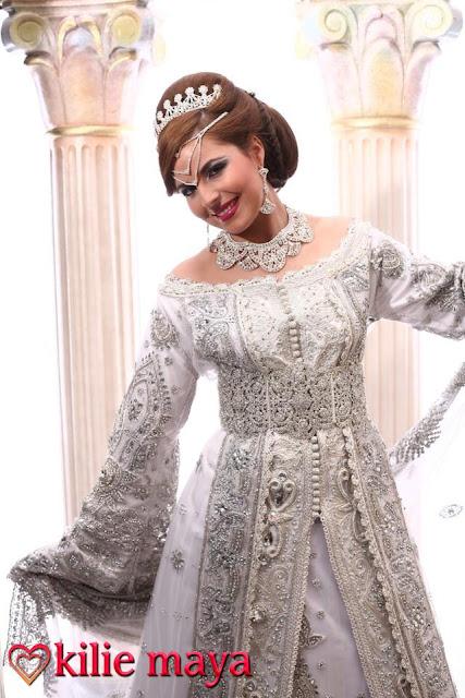 caftan mariage 2017