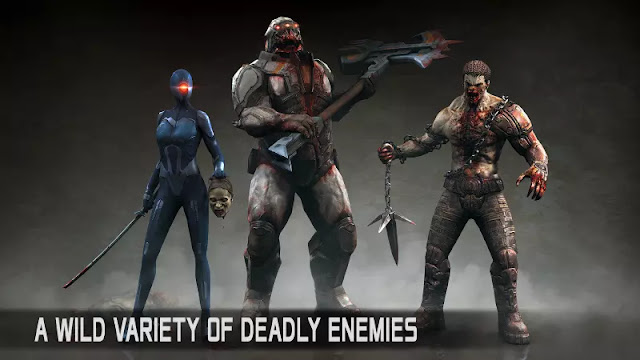 Dead Effect 2 v151109.1518 Mod Apk+Data For Android