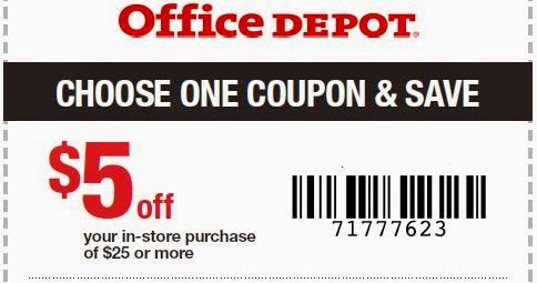 Office Depot Coupons Save 30 With 2017 Coupon Promo Codes ...