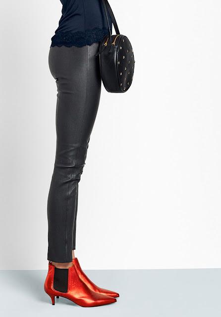 hush leather leggings