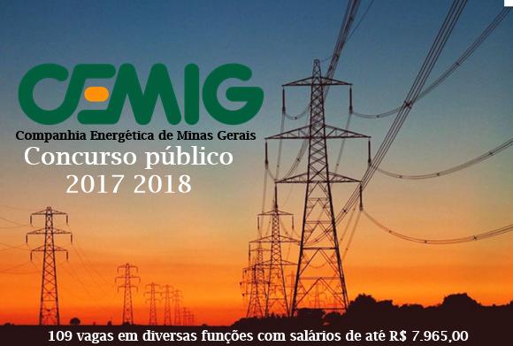 Apostila Concurso da CEMIG 2018 - Téc. de Gestão Administrativa