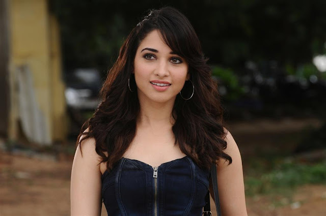 Tamanna hot photos from kaththi sandai tamil movie