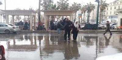 البسوا تقيل.. الأرصاد تحذر من تقلبات مفاجئة في حالة الطقس.. رياح قوية وأمطار على القاهرة والمحافظات خلال ساعات