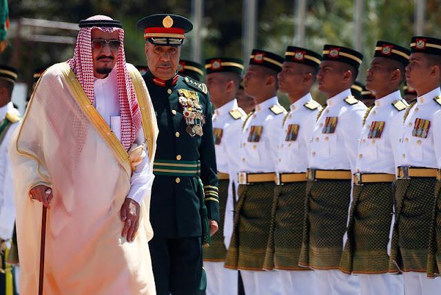 Raja-raja Arab Saudi