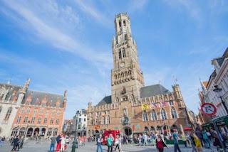 3. Belfry of Bruges