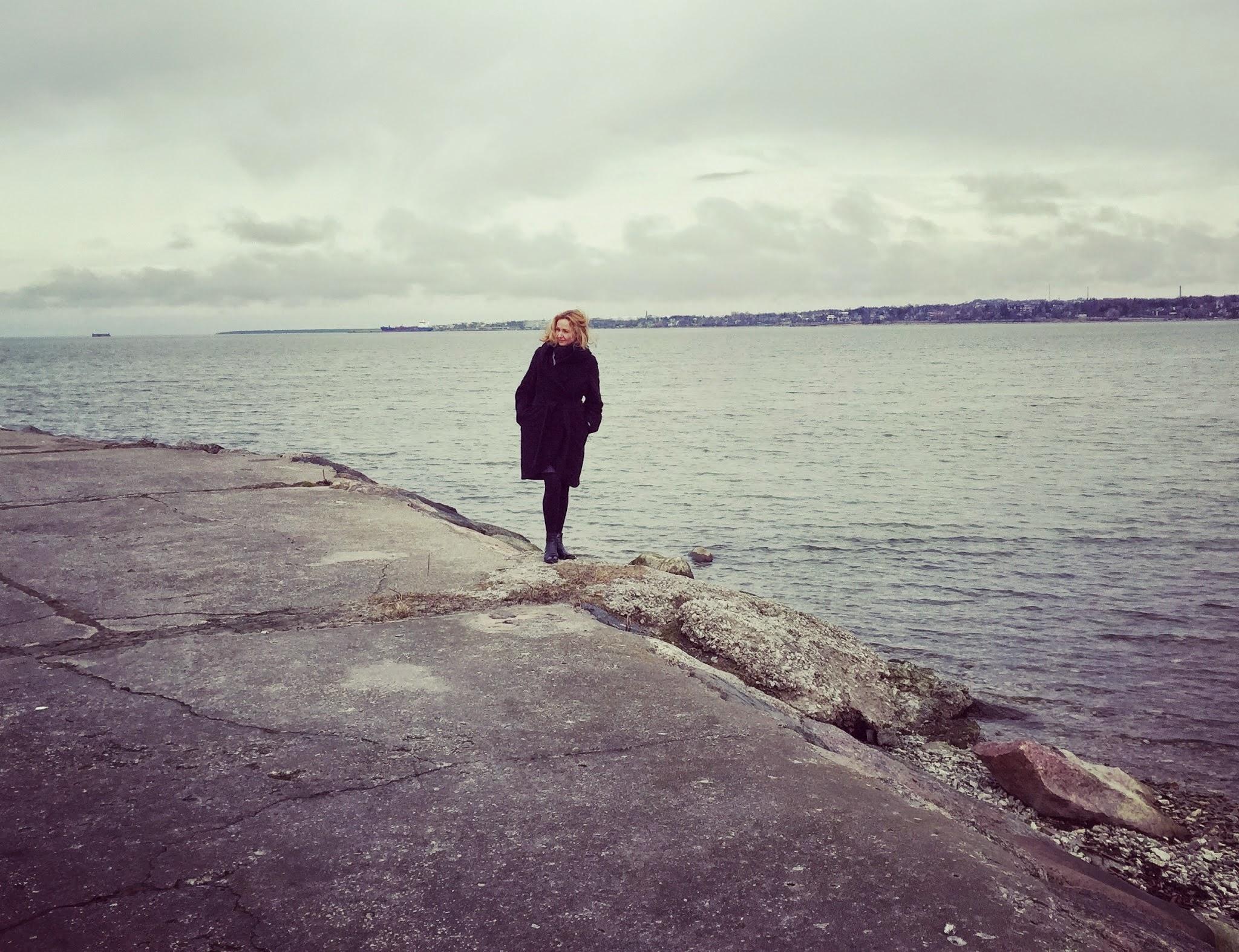 Piritos prieplauka ir Baltijos jūra