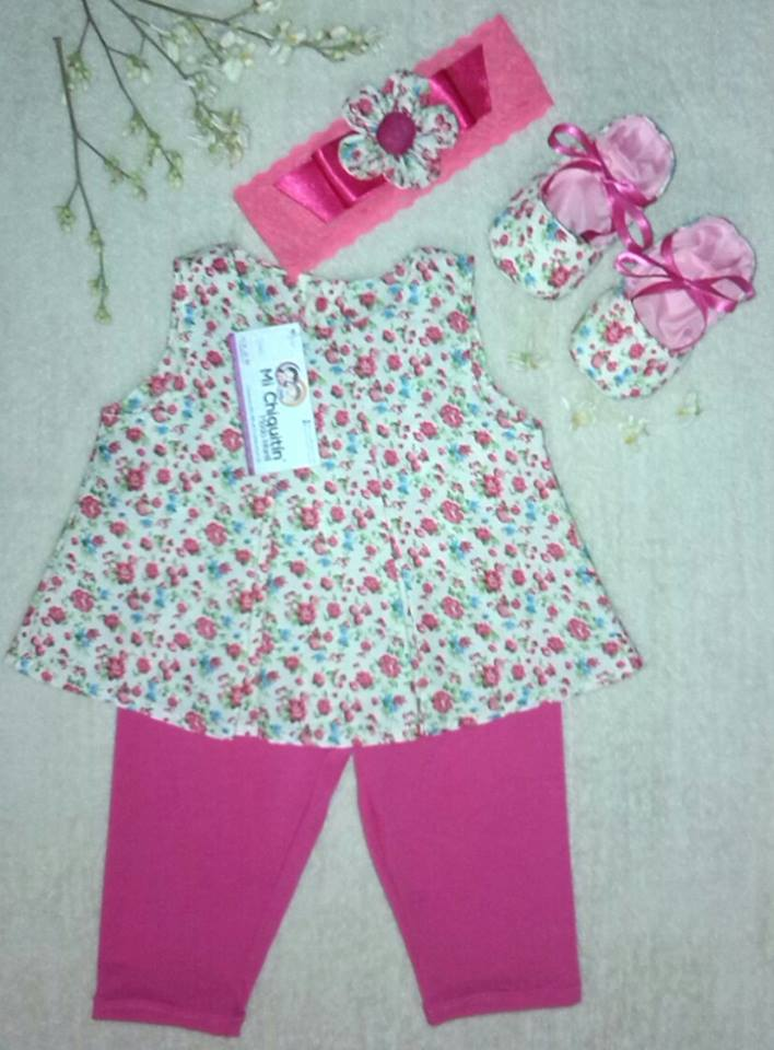 ropa de bebe talla 4