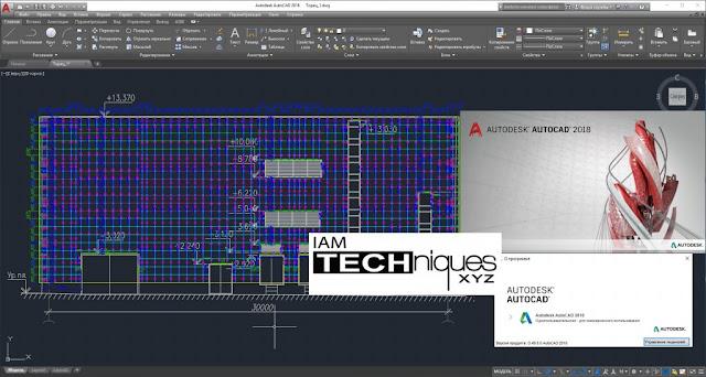 AutoCAD v2018 x86 x64