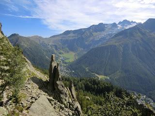 Aiguillette d'Argentière Tour del Mont Blanc