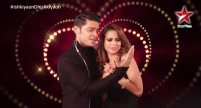 'Ishkiyaon Dhishkiyaon' on Star Plus Valentine's Special Tv Show on 14 February ,Promo,Timing