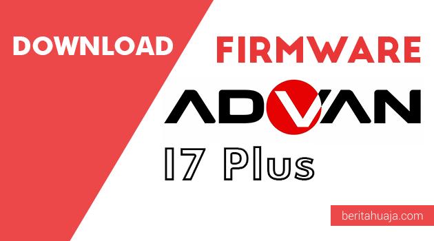 Download Firmware Advan I-TAB I7 PLUS