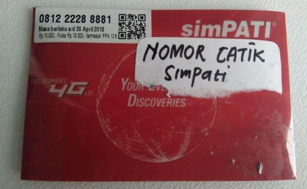 ID penjual Telkomsel
