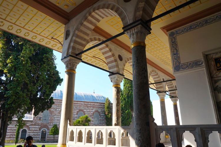 Euriental | Istanbul, Turkey. Topkapi palace