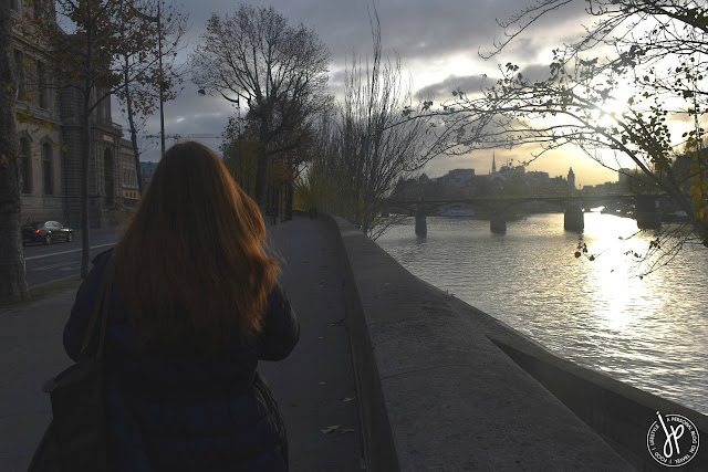 paris early morning_river seine