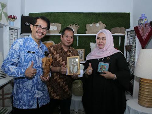 Rupa Rupi sentra kerajinan Kota Bandung
