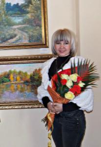 Современный украинский художник. Любовь Пономарева 3